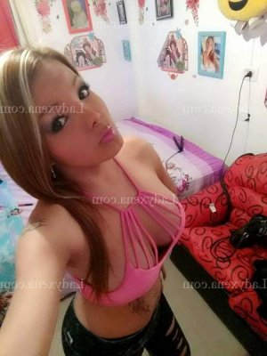Roxana escort girl